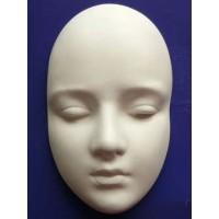 Гипсовая маска Сафо, 14,5*9*4см