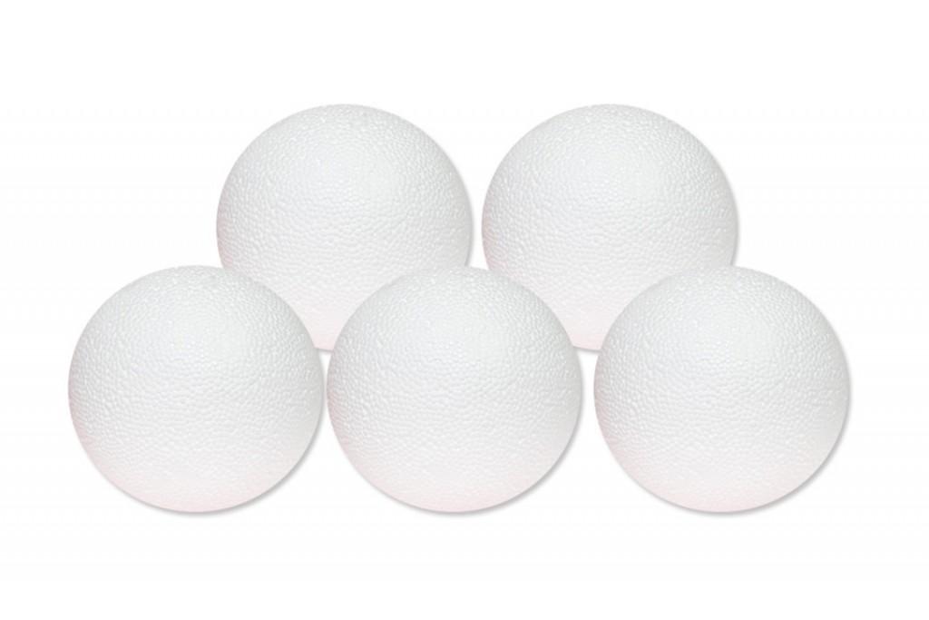 Пенопластовый шар 1 шт