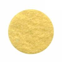 Фетр полиэстор Rosa 180 г/м2 21х28 см Желтый пастельный (10)