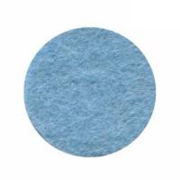 Фетр полиэстор Rosa 180 г/м2 21х28 см Голубой пастельный (15)