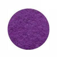 Фетр полиэстор Rosa 180 г/м2 21х28 см Фиолетовый темный (22)