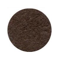 Фетр полиэстор Rosa 180 г/м2 21х28 см Коричневый темный (26)