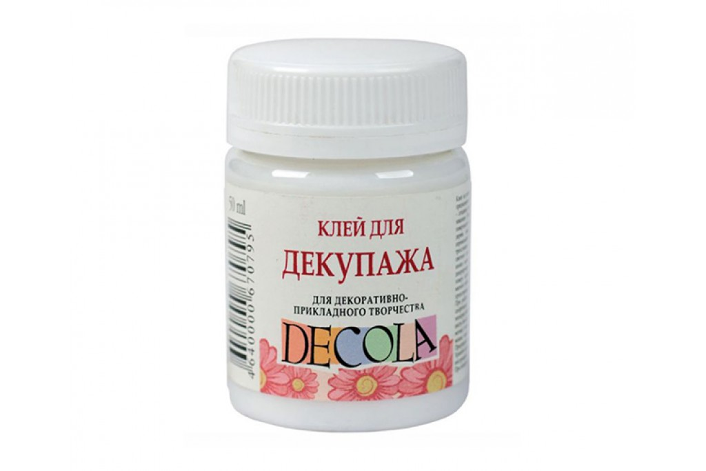 Клей лак для декупажа Decola 50 мл (4640000670795)