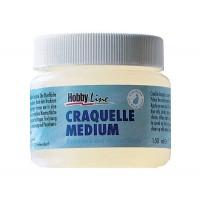 Лак кракелюрный C.Kreul Hobby Line Craquelle Medium однокомпонентный 150 мл