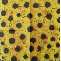 Салфетка декупажная, Цветы и растения, 33х33 см, 0564