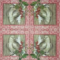 Салфетка декупажная, Животные и птицы, 33х33 см, 0633
