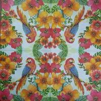 Салфетка для декупажа Животные и птицы 33х33 см 0925