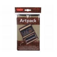 Пенал для карандашей Derwent Artpack 115/260 х 200 х 20 мм