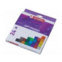 Набор сухой пастели Royal Talens ArtCreation мягкая 24 цвета