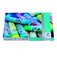 Набор сухой пастели Royal Talens Van Gogh мягкая 24 цвета