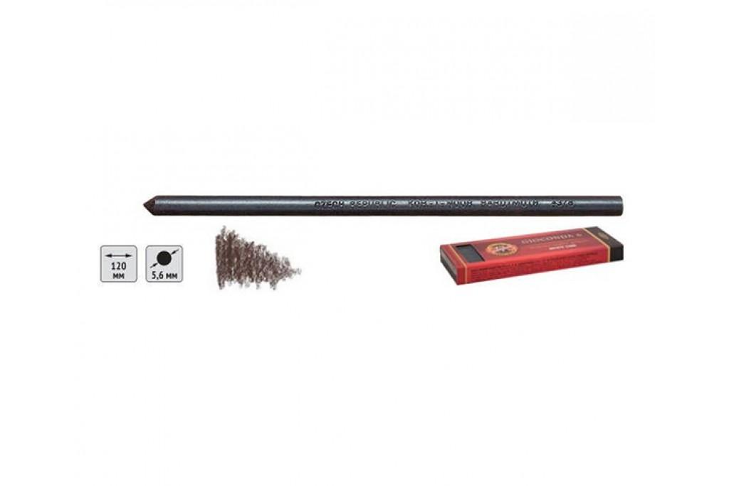 Стержень Koh-i-Noor Gioconda Сепия тёмно коричневая 5.6 мм