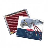 Набор пастельных карандашей Derwent Pastel Pencils 24цв. метал