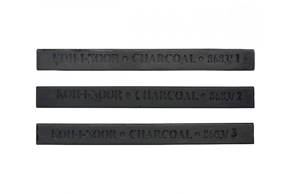 Брусок Koh-i-Noor Charcoal уголь