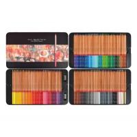 Набор цветных карандашей Marco FineArt 100цв. метал