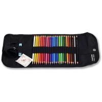 Набор цветных карандашей Koh-i-Noor Polycolor 24цв. пенал