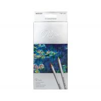 Набор цветных карандашей 12цв. , картон., Raffine, Marco