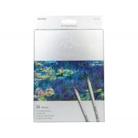 Набор цветных карандашей 36цв. , картон., Raffine, Marco
