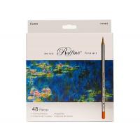Набор цветных карандашей Marco Raffine 48цв. картон