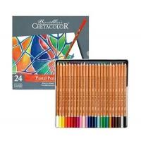 Набор пастельных карандашей 24цв., метал, Fine Art Pastel, Cretacolor