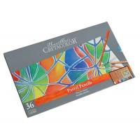 Набор пастельных карандашей 36цв., метал, Fine Art Pastel, Cretacolor