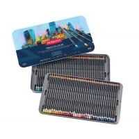 Набор цветных карандашей Derwent Procolour 72цв. метал