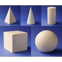 Гипсовая модель Набор 5 предметов