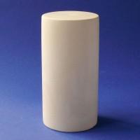 Гипсовая модель Цилиндр 12х6см