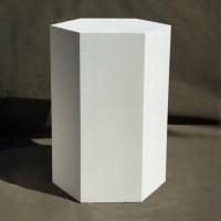 Гипсовая модель Призма 20 см 1,5 кг (АР-100-7)