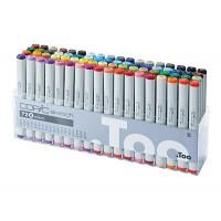 Набор двухсторонних маркеров Copic Sketch Set A 72 цвета