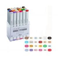 Набор двухсторонних маркеров Copic Sketch Set 24 цвета