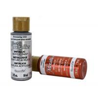 Краска акриловая металлик DecoArt Dazzling Metallics 59мл