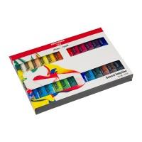 Набор акриловых красок Amsterdam Standart 24цв.х20мл