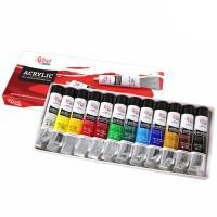 Набор акриловых красок Rosa Studio 12цв.х20мл