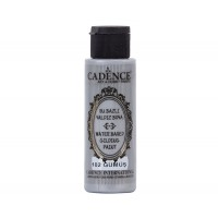 Краска акриловая металлик Cadence Water Based Gilding Paint 70мл