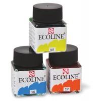 Краска акварельная, Ecoline, 30мл, Royal Talens (47 цветов)