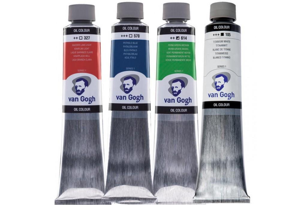 Краска масляная Royal Talens Van Gogh 200 мл