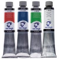 Краска масляная, 200мл, Van Gogh, Royal Talens (41 цвет)