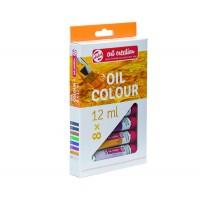 Набор масляных красок ArtCreation 8цв.х12мл