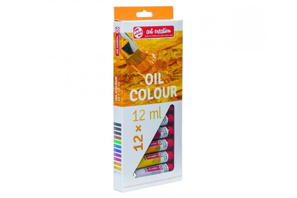 Набор масляных красок Royal Talens ArtCreation 12 цветов по 12 мл