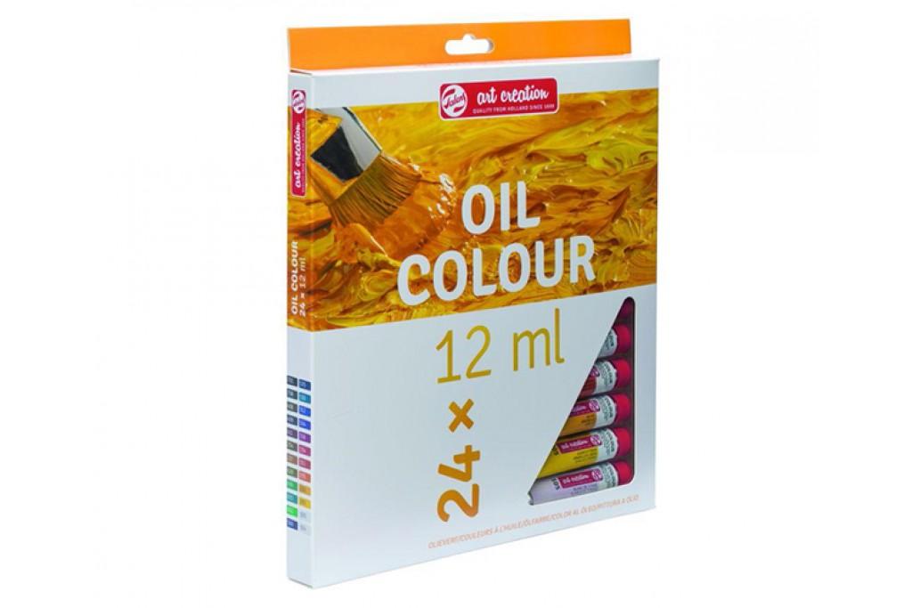 Набор масляных красок Royal Talens ArtCreation 24 цвета по 12 мл
