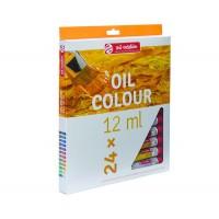 Набор масляных красок, Art Creation, 24цв. по 12мл, Royal Talens