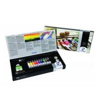 Набор масляных красок Van Gogh Combiset 10цв.х20мл