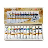 Набор масляных красок Ладога 12цв.х18мл