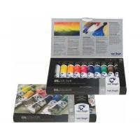 Набор масляных красок Van Gogh 10цв.х20мл