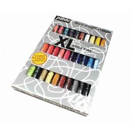Набор масляных красок Pebeo XL 30цв.х20мл + кисть
