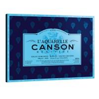 Склейка для акварели Canson Heritage крупное зерно A4 300 г/м2
