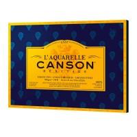 Склейка для акварели холодной прессовки, A4, 300г/м.кв., 12л., Heritage, Canson