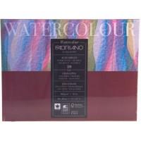 Склейка блок для акварели Fabriano Watercolor среднее зерно A3 (30х40см) 200 г/м2 20л.