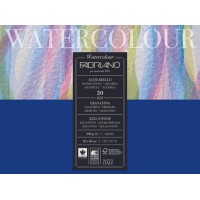 Склейка блок для акварели Fabriano Watercolor среднее зерно A3 (30х40см) 300 г/м2 20л.