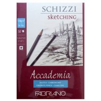 Альбом для рисунку Fabriano Accademia А4 (21х29.7см) 120 г/м2 50л.